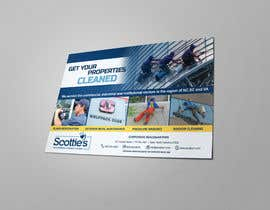 #9 for Make a seasnal flyer for my window cleanig and pressure washing business. by dimaemad