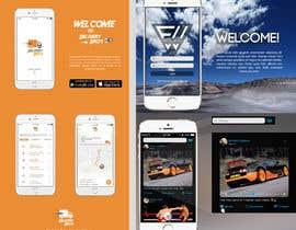 #20 for Conceptual App Redesign af RubenA1ejandro