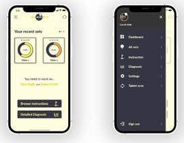 #24 para Conceptual App Redesign por SimonovUI