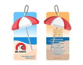 Číslo 14 pro uživatele Hangtag for Lifeguard Umbrellas od uživatele imagencreativajp
