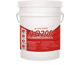 #20 for Label design for 5 gallon pail af ssandaruwan84