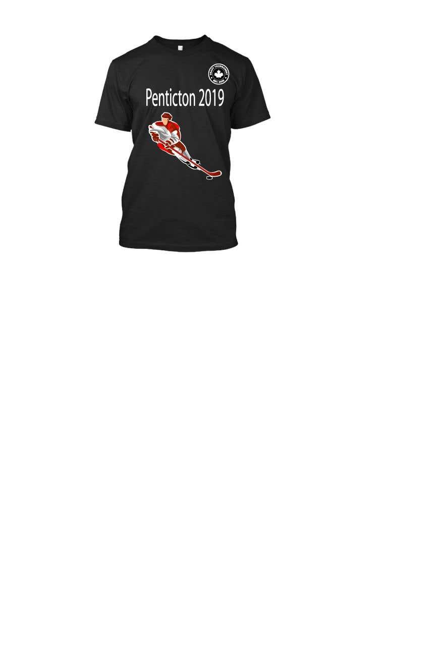 Konkurrenceindlæg #1 for Tournament Tee Shirt Design