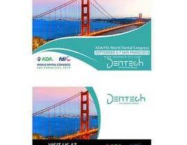Nro 15 kilpailuun Design a professional flyer/postcard for an upcoming conference show käyttäjältä maidang34