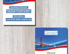 Nro 10 kilpailuun Design a professional flyer/postcard for an upcoming conference show käyttäjältä ali992hasan