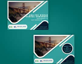 Nro 16 kilpailuun Design a professional flyer/postcard for an upcoming conference show käyttäjältä prantoskdr02