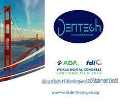 Nro 7 kilpailuun Design a professional flyer/postcard for an upcoming conference show käyttäjältä pujon85
