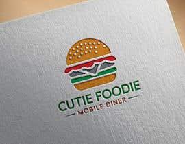 #29 , CutieFoodie Mobile Diner branding 来自 tasnimahmed600