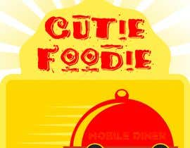 Nro 18 kilpailuun CutieFoodie Mobile Diner branding käyttäjältä efecanakar