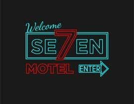 #1 для Design me a Motel Light Sign от fian128