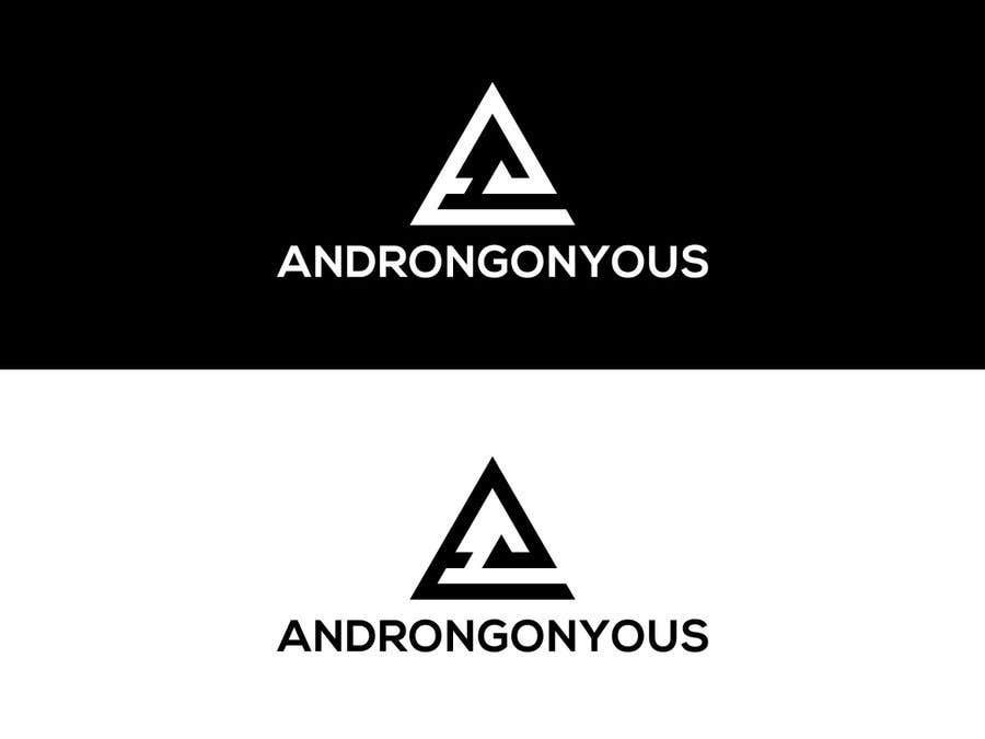 Конкурсная заявка №81 для please create a logo for a company called androngonyous