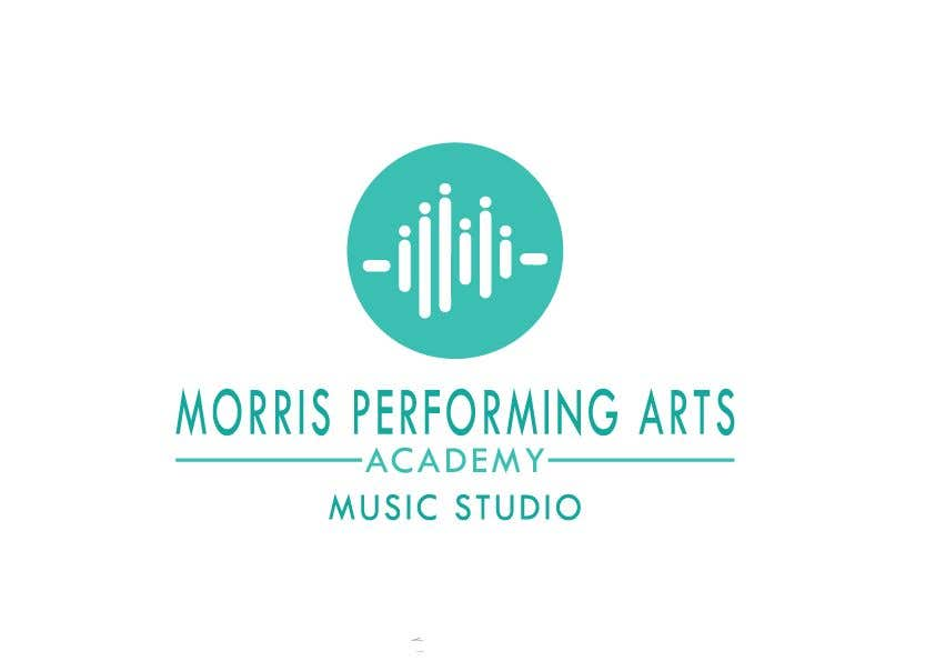 Конкурсная заявка №19 для Morris Performing Arts Academy