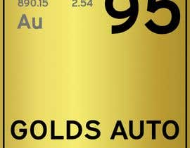 "#8 for Need a logo for my company ""Gold's Auto Detailing"" by DEVANGEL1"