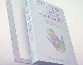 nº 4 pour Better Sport, Better Kids - Book cover design par arslan277526