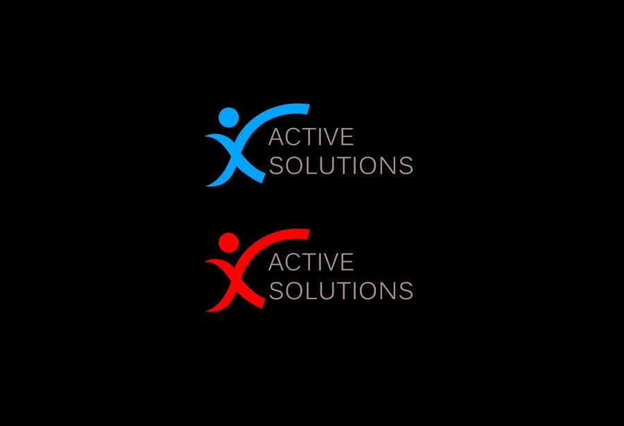Konkurrenceindlæg #8 for Logo Design for Active Solutions and Health Network