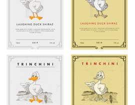nº 31 pour Wine Label par leonardoluna1
