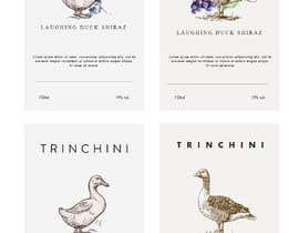 nº 33 pour Wine Label par leonardoluna1
