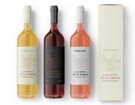 nº 55 pour Wine Label par marktiu66