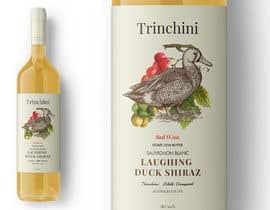 nº 66 pour Wine Label par marktiu66