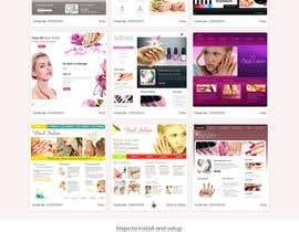 nº 51 pour Design Landing Page for free Template Download par EmmanuelThomas1