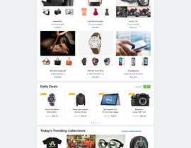 nº 50 pour Design Landing Page for free Template Download par SK813