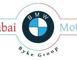 #24 untuk patch design for bmw bike group oleh belalnayeembd