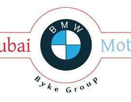 #25 untuk patch design for bmw bike group oleh belalnayeembd