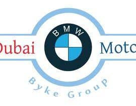 #26 untuk patch design for bmw bike group oleh belalnayeembd