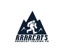 Nro 103 kilpailuun New logo for snow cat leasing company käyttäjältä nashare4u