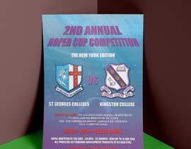 Nro 44 kilpailuun Soccer flyer käyttäjältä donov