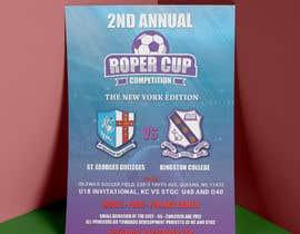 Nro 61 kilpailuun Soccer flyer käyttäjältä donov