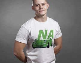 #14 for Car T-Shirt Design by Jishan2