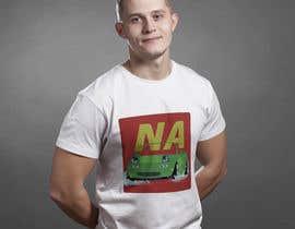 #15 for Car T-Shirt Design by Jishan2