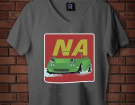#17 for Car T-Shirt Design by Jishan2