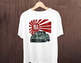 #16 for Car T-Shirt Design by Angelkainat18