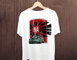 #27 for Car T-Shirt Design by Angelkainat18