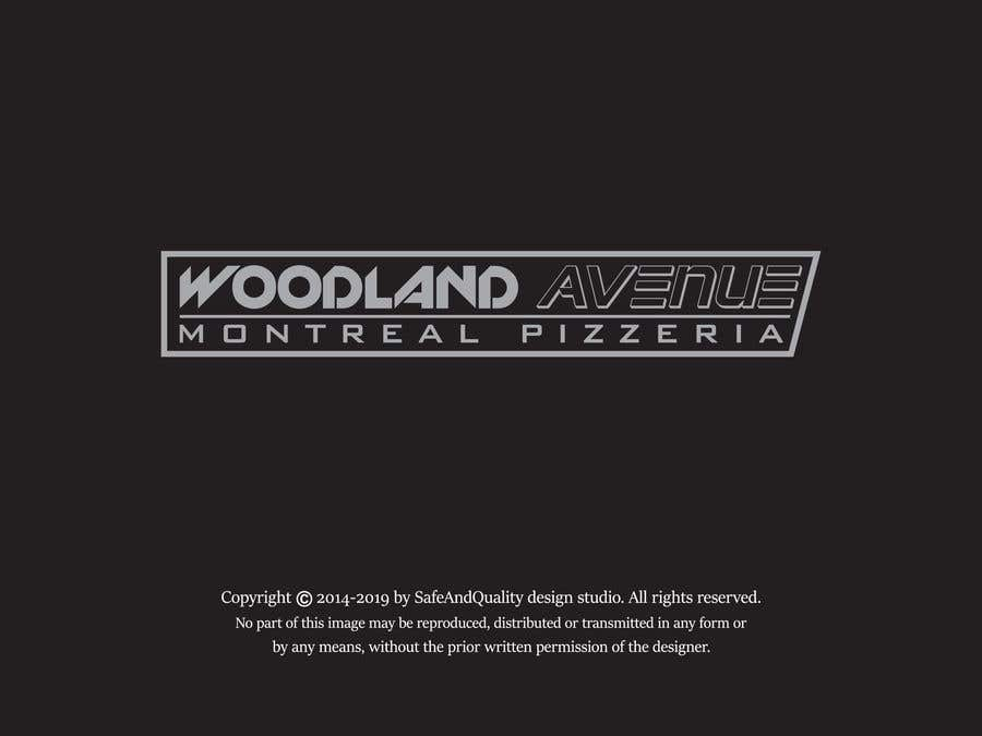 Contest Entry #74 for Logo for new concept pizzeria