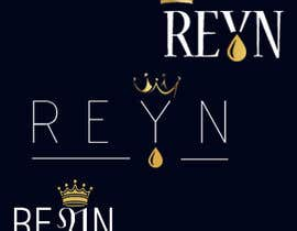 #21 for The name of the company is Reyn. It's a designer clothing company. It's a play off words on Reign(king/queen) and rain (drip/water droplet) af Haripriyasam