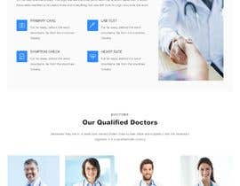 #5 for Graphic redesign of landing page by ShofiqulCSE