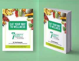 WaseemGraphics tarafından Book cover design for a healthy eating book için no 32