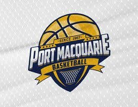 #65 для Port Macquarie Basketball Logo от NicoleMiller16