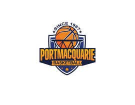 #61 для Port Macquarie Basketball Logo от flyhy