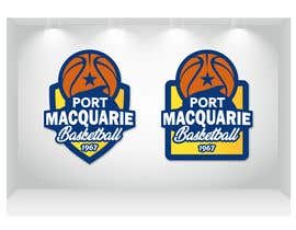 #71 для Port Macquarie Basketball Logo от ivanne77