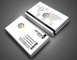 Nro 539 kilpailuun business card design käyttäjältä abushama1