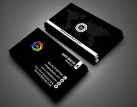Nro 542 kilpailuun business card design käyttäjältä abushama1