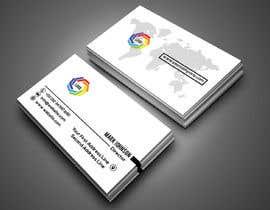 Nro 551 kilpailuun business card design käyttäjältä abushama1