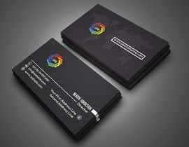 Nro 552 kilpailuun business card design käyttäjältä abushama1