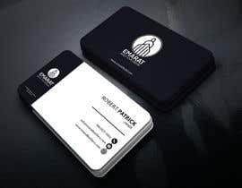 Nro 541 kilpailuun business card design käyttäjältä rahnumarah476
