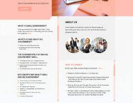 #33 for New Design for existing CFSG Wordpress website by sksohel32