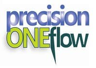 Graphic Design Конкурсная работа №87 для Logo Design for Precision OneFlow the automated print hub