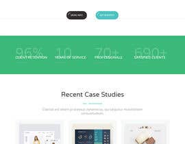 #21 for Design a Mockup of Homepage for a SEO Services Provider by kadir01